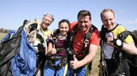 Nagambie 12,000ft or 15,000ft Tandem Skydive