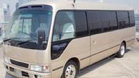 Central Tokyo City to Narita Airport with Chartered Bus Private Car Transfers