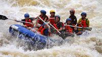 Kiulu River White Water Rafting from Kota Kinabalu