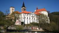 Konopiste Chateau and Cesky Sternberk Castle and Sázava Monastery Private Tour from Prague