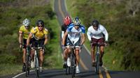 Bali Island Cycling Tour of Yeh Gangga Including BBQ