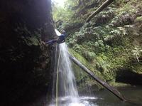 Canyoning at Ribeira dos Caldeirões - Half Day