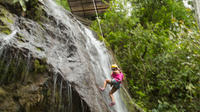 Adrenaline Canyoning in Paradise