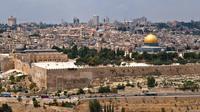Jerusalem and Bethlehem Combined Private Tour : Half Day Jerusalem and Half Day Bethlehem