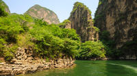 Beijing Private Day tour to Longqing Gorge and Dingling at the Ming Tombs Including Lunch and Boat Ride