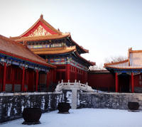 Private Tour of Temple of heaven, Tian'anmen Square and Forbidden City from Beijing