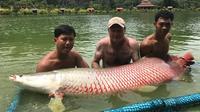 Full-Day Freshwater Lake Resort Fishing in Phang Nga