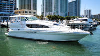 50' ft Sea Ray Rental in Miami