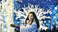 Private Christmas Lights Tour in Moscow with Red Square, Old Town and VDNKh