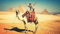 Pyramids Day Tour from Cairo: Pyramids of Cheops, Chefren and Mykerinus