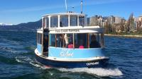 Pase de un día al ferry con paradas libres de Granville Island
