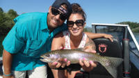 Guided Fishing Trip on the Sacramento River from Redding