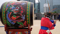 Full-Day Tour of Gyeongbok Palace and Gangnam City