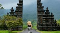 Private Tour: Bali Handara Gate and Twin Lakes Tour