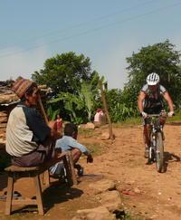 Kathmandu Mountain Bike Day-Trip