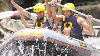Ayung River White Water Rafting in Bali