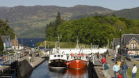 Canoeing on Loch Ness Taster Trip from Fort Augustus