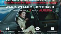 Oran Ahmed Ben bella Airport Private Arrival or Departure Transfer to Oran City Private Car Transfers