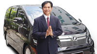Bangkok Airport Limousine: Toyota Vellfire (To Airport) Private Car Transfers