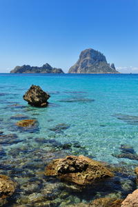 Private Tour: Es Vedra Snorkeling Cruise from Ibiza