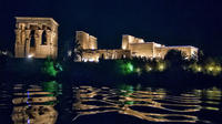 Aswan Philae Temple Sound and Light Show with Private Hotel or Port Transfers Private Car Transfers
