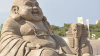 Entrance To Antalya Sand-Sculpture Event