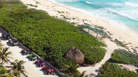Dune Buggy Adventure in Cozumel with Ferry Ride from Playa del Carmen