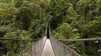 3-in-1 Arenal Volcano Combo Tour: Hanging Bridges La Fortuna Waterfall and Volcano Hike