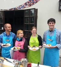 Peruvian Cooking Class Including Pisco Sour Lesson and Fruit Tasting