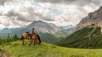 Banff Alberta 6-Day Cascade Valley Backcountry Tent Trip by Horseback 12217P12