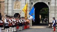 Day-trip to Turda Salt Mine and Alba Carolina Fortress from Cluj-Napoca