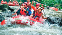 Bali Rafting and Spa Tour