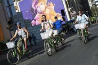 Santiago Local Life and Markets Bike Tour