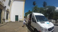 Departure Transfer from Olinda to Recife Airport