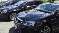 Brisbane Airport to Brisbane City Private Car Transfers
