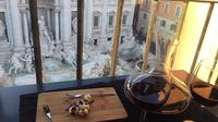Wine Tour featuring the Pantheon and private view of the Trevi Fountain