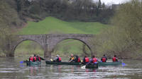 Full day Guided Canoe Trip down the River Wye
