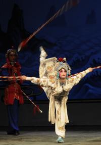 Beijing Night Show of Peking Opera