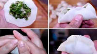 Chinese Traditional Dumpling Making Experience in Beijing