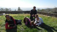 Hills of Florence Walking Tour with Morning Picnic