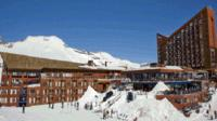 Transfer from Valle Nevado, Farellones, El Colorado or La Parva Ski Resorts to Santiago