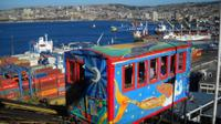 Valparaiso or Viña Del Mar Transfer to Santiago