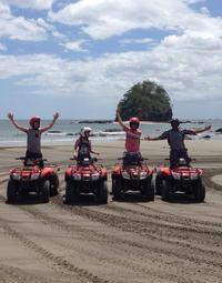 ATV Mountain and Beach Tour from Tamarindo