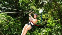 Canopy, Water Slide, Hot Spring Mud Bath and Horseback Riding Full Day Tour from Playa Hermosa - Coco Beach