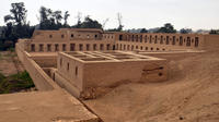 Private Tour: Pachacamac Archaeological Site Including Barranco District