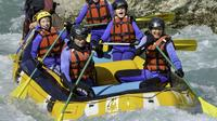 Half-Day River Rafting Experience in Verdon from Castellane