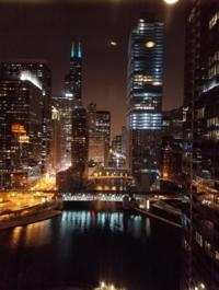 Evening Chicago Ghost Tour by Bus