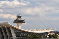 Private Airport Transfer from Dulles Airport to Downtown Washington DC hotel by Luxury Sedan