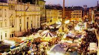 Christmas Walking Tour in Rome