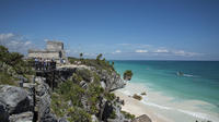 Tulum Ruins and Coral Reef Snorkeling Day Trip from Cancun or Playa del Carmen